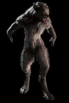 "KNB EFX werewolf design for Wes Craven's ""Cursed"". www.knbefxgroup.com"