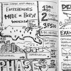 Patrick Ashamalla condenses an hour of talk into a single page of sketch-filled notes that will blow your mind with their cleverness and info-density.