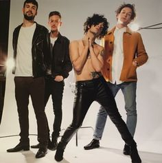 The 1975 for Universal Japan [x]
