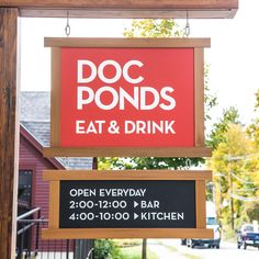 """@doc_ponds """"See these hours?? They mean nothing once we open for lunch. Starting the weekend before Christmas... Lunch: Fri, Sat, Sun, Mon @ 11:30  Dinner: Everyday @…"""""""