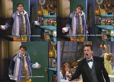 Moments When Joey And Chandler Won At Friendship