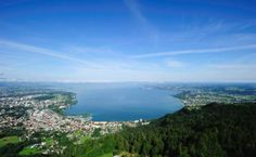 Der #Pfänder am #Bodensee
