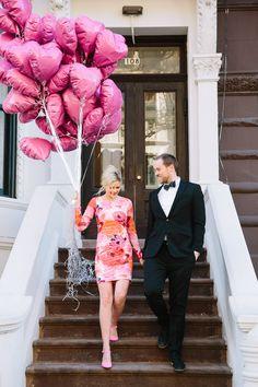 Barefoot Blonde Valentine's Day