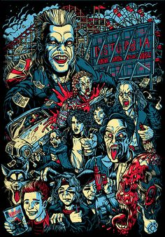 ✯ The Lost Boys Artwork ✯