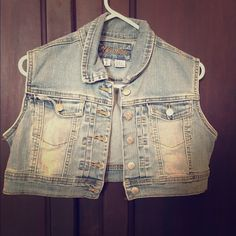 Blue Jean Jacket Cute and perfect for summer  Jackets & Coats Jean Jackets