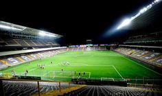 El majestuoso Estadio Ricardo Saprissa Aymá