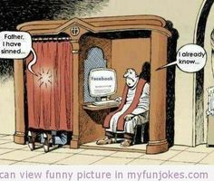 Funny cartoon I have sinned — funny joke pictures  - http://www.myfunjokes.com/funny-jokes/funny-cartoon-i-have-sinned-funny-joke-pictures/ #funny  #joke  #funnypics  #animal  #pet  #haha  #cute