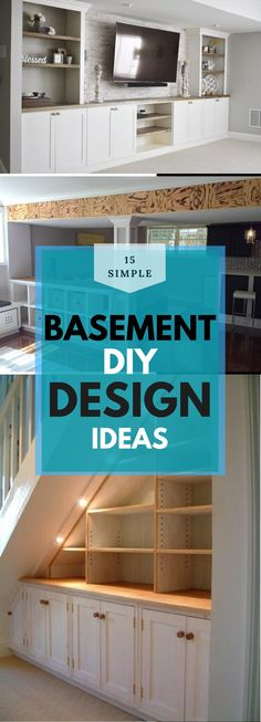 Basement Decor ! Tips For Styling Your Dream Basement #basementdecor #basementdesign Basement Decorating, Basement Ideas, Do It Yourself Projects, Decoration, Diy Home Decor, Design Ideas, Decor Ideas, Elegant, Amazing