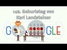 Karl Landsteiner Google Doodle - YouTube