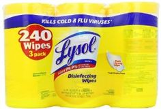 Lysol Disinfecting Wipes, Lemon and L...  Order at http://www.amazon.com/Lysol-Disinfecting-Wipes-Blossom-Containers/dp/B004S0DZ8W/ref=zg_bs_hpc_66?tag=bestmacros-20