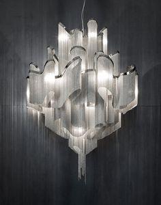 Modern lighting design by Terzani