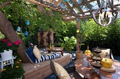 How important is it to your clients to have an #OutdoorSpace that is usable with Electronic Integration all throughout the year? Read more about this space here: http://www.houzz.com/ideabooks/14810446/list/Patio-of-the-Week--Year-Round-Gazebo-Glory-in-Toronto