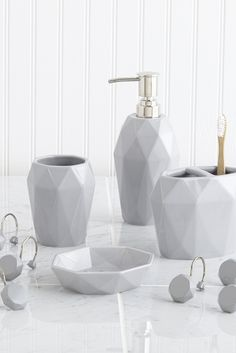 Freshen up your bath with new accessories