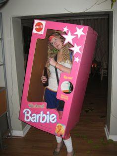 Barbie & Ken Halloween Costumes