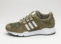premium selection 2802b d24db Alta calidad adidas Equipment Running Support Aceituna Cargo Claro  Marron Blancas S32147