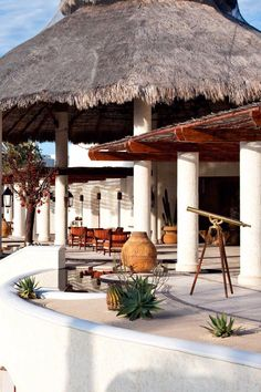 Between rowdy Cabo San Lucas and boho San Jose, the resort is made for romance and relaxation. Las Ventanas al Paraiso, a Rosewood Resort (San Jose del Cabo, Mexico) - Jetsetter