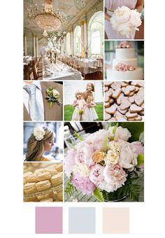 20 New Wedding Colour Combos