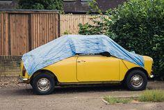 Mini | Covered Cars by Markus Luigs, via Behance