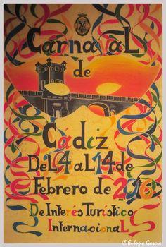 DIARIO Bahía de Cádiz Exposición de carteles del Carnaval de Cádiz 2016 » DIARIO Bahía de Cádiz