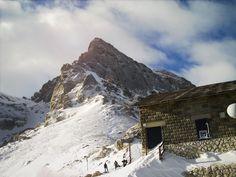 Mountains. Italy