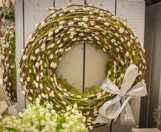 Grapevine Wreath, Grape Vines, Pastel, Wreaths, Spring, Home Decor, Cake, Decoration Home, Door Wreaths
