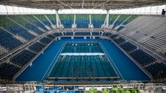 Another #Fail For #Rio #Olympics As Aquatic Center Evacuated #roadtorio read more at http://ftwsportsreport.com/another-fail-rio-olympics-aquatic-center-evacuated/