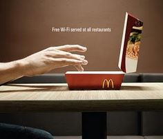 an examination of the mcdonald advertising campaign using social media Social media advertising: benefits and advantages social media advertising has the potential to spread messages and brand awareness in a way that doesn't look like but with the right strategy your social media advertising campaign can grow organically and help increase your business.