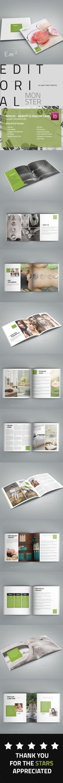 Spacio - Spa Beauty Health Care Square Brochure Template InDesign INDD #design Download: http://graphicriver.net/item/spacio-spa-beauty-health-care-square-brochure/14331118?ref=ksioks