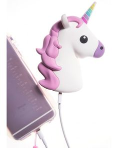 Wattzup Unicorn Portable Charger | Dolls Kill