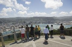 #Wellington - Mt Victoria Lookout