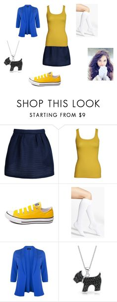"""""""Untitled #182"""" by timefornews ❤ liked on Polyvore featuring Maison Kitsuné, Converse, Nordstrom and Bling Jewelry"""