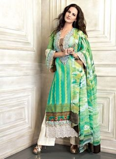 eid clothing | Designers dresses For Eid Collection-1