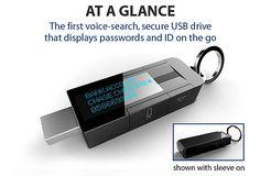 Biometric USB Stick: Ultimate Fingerprint Password Management Solution