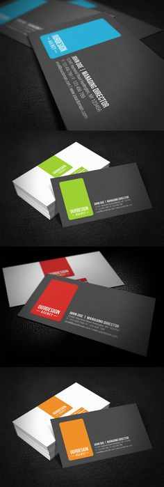 Which do you think will be better?  White or dark gray/black cards?
