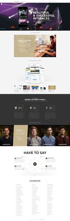 Inspiration presentation web