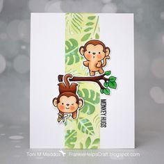 Frankie Helps Craft: Cards in Envy Feeling Sketchy!