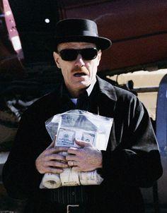 Walter White- Breaking Bad