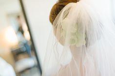 花嫁ヘッドパーツ