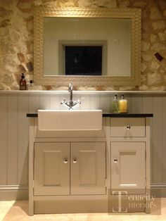 Greenwich White Smooth | Bathroom Cabinet Collection | Bathroom ...