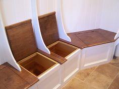 Idea to integrate into new mud closet design...??  Integrity Custom Carpentry: April 2007
