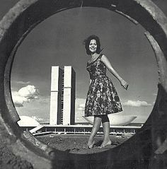 Martha, the first miss Brasilia in 1959. She confessed former brazilian president Juscelino Kubitschek made a move on her in the gala dinner, after she was crowned.