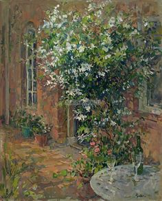 Susan Ryder The Terrace Jasmine