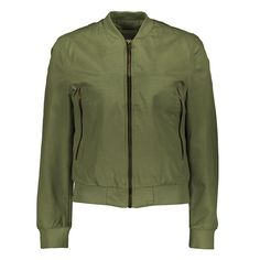 Less Easy bomber jacket, Green Army