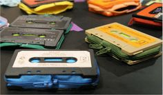 <b>You're probably not going to listen to your old tapes, so you may as well make stuff out of them.</b>
