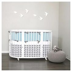 Stokke Sleepi boys essential collection. So simple and so cute. Learn more at Lublini.com #stokkecrib