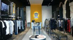 Aménagement du magasin FAITH CONNEXION #agencement #magasin #architecture #décoration