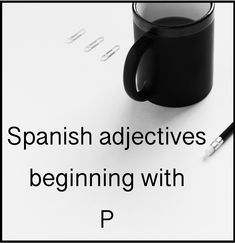 Looking for a list of Spanish adjectives that start with z? Here is a comprehensive list with a translation into English. Spanish Verb Endings, Spanish Verb Conjugation, Spanish Grammar, Spanish Words, How To Speak Spanish, Learn Spanish, Spanish Language, English Vocabulary List, Spanish Vocabulary