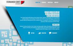 Diagonal & Slanted Lines Inspiration for Web Design