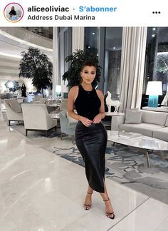 Classy Outfits, Stylish Outfits, Fall Outfits, Fashion Outfits, Womens Fashion, Date Night Fashion, Mode Ootd, All Black Outfit, Classy Chic
