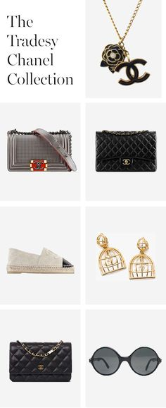 Craving Chanel but not into the pricetag? Find the latest looks for up to 80% off retail by shopping directly from other women's closets. Flap Bags, Espadrilles, Rare and Vintange Jewelry - Tradesy has it all. Come see for yourself.